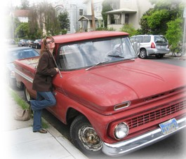 Renee_with_red_truck_cropped_2